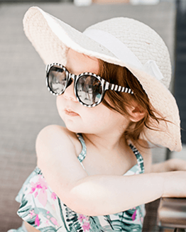 Sun Safety: Playing Safe in the Sun
